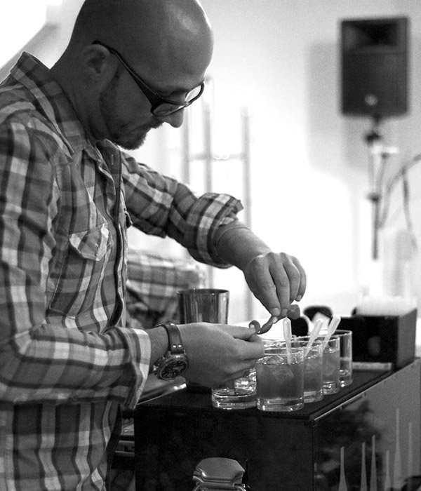Cocktail-Werkstatt in Potsdam
